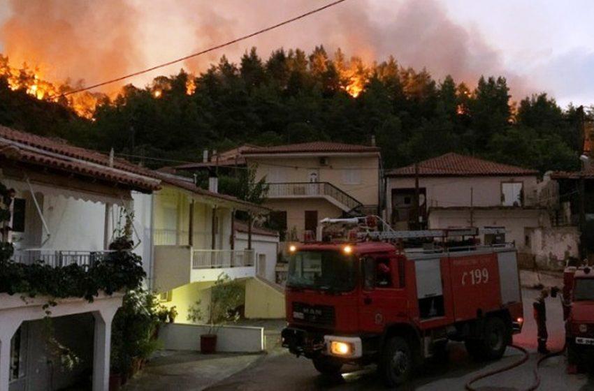 Εύβοια: Πάνω από 300 οικογένειες έχουν χάσει το σπίτι τους