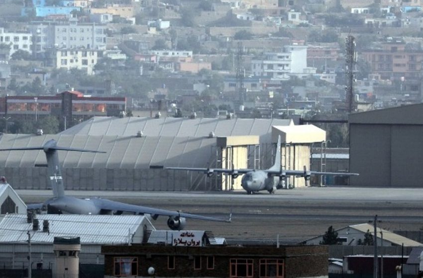 Οι Ταλιμπάν συνομιλούν με την Τουρκία για τη διαχείριση του αεροδρομίου της Καμπούλ
