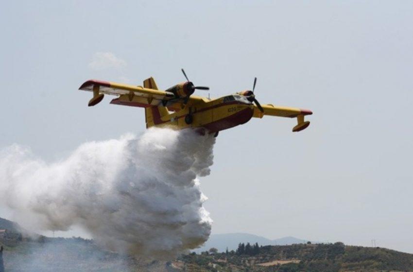 Φωτιά στα Βίλλια – 2 ακόμα εκκενώσεις οικισμών