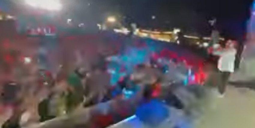 """Ο """"κακός χαμός"""" σε συναυλία του Λευτέρη Πανταζή – Συνωστισμός με 10.000 άτομα (vid)"""