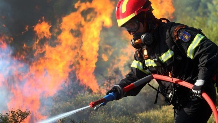 Μεσσηνία: Στην Μεγαλόπολη η φωτιά. Μάχη σε δύο μέτωπα στην Αρκαδία