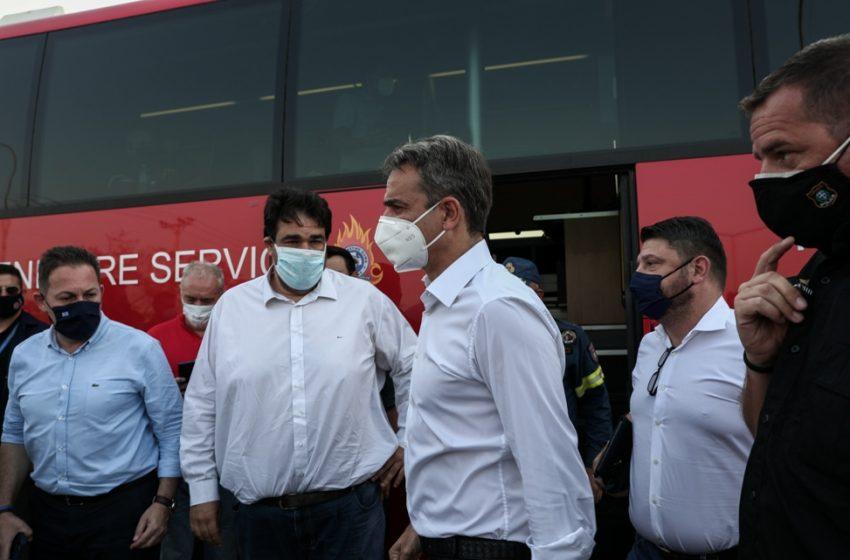 Βαρυμπόμπη: Η εντολή που δόθηκε τις κρίσιμες ώρες  για την πυρκαγιά – Ανησυχία για τις επόμενες μέρες