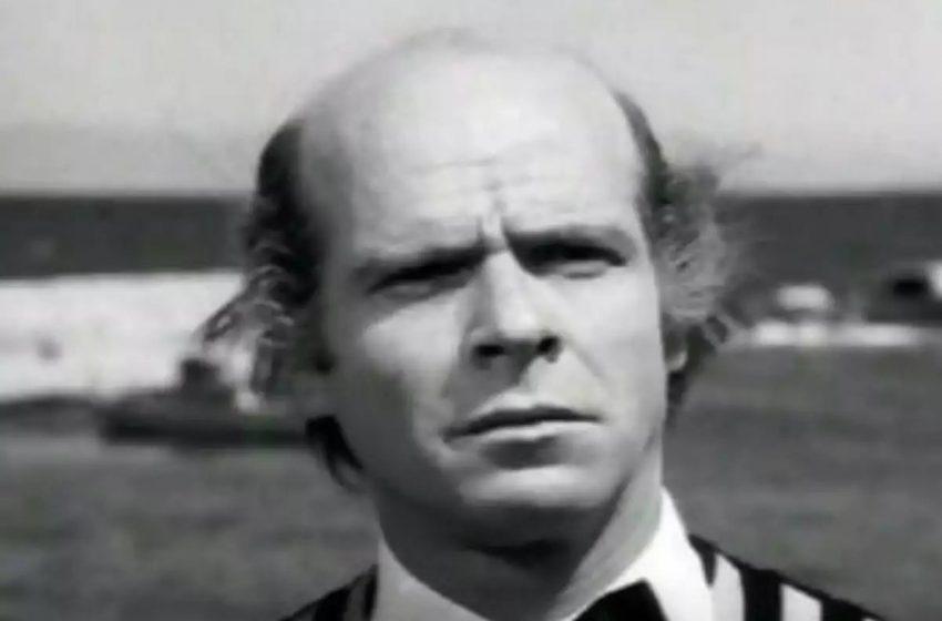 Πέθανε σε ηλικία 88 ετών ο ηθοποιός ο Μπάμπης Ανθόπουλος
