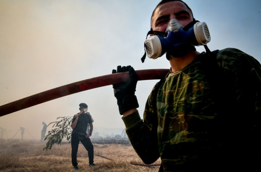 Πυροσβεστική: 50 φάρσες για πυρκαγιές στην Αττική