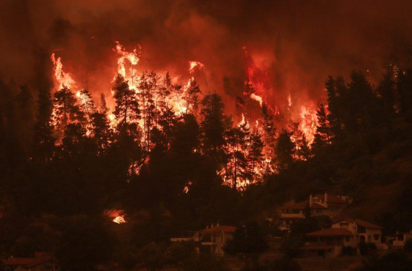Φωτιές: Η ΠΝΠ για τους πυρόπληκτους