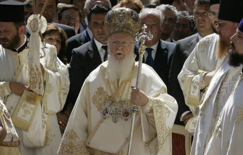 Ο Πατριάρχης τέλεσε μετά από 6 χρόνια τη Θεία Λειτουργία στην Παναγία Σουμελά