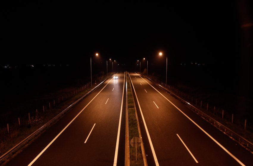 Κανονικά η κυκλοφορία στον αυτοκινητόδρομο Κόρινθος- Τρίπολη- Καλαμάτα