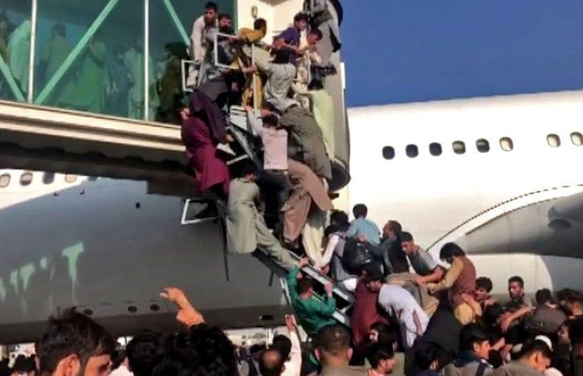 ΒΒC: Η Καμπούλ σε εικόνες μετά την κατάληψη από τους Ταλιμπάν