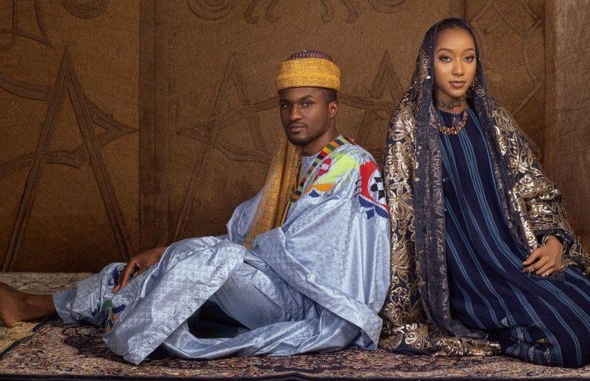 O γάμος της χλιδής στη Νιγηρία που μαστίζεται από την πείνα και τον κοροναϊό- Παντρεύτηκε ο γιός του προέδρου Μπουχάρι την κόρη θρησκευτικού ηγέτη