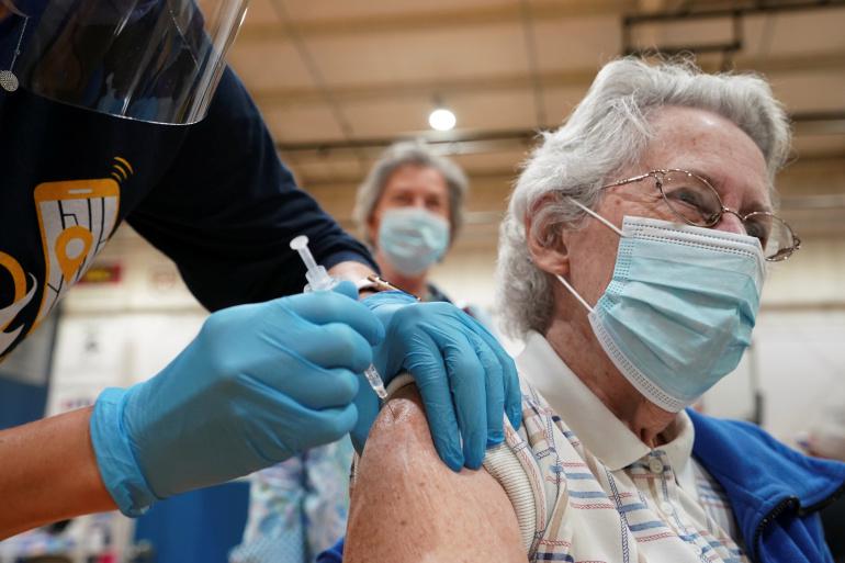 ΗΠΑ: Τρίτη δόση 8 μήνες μετά τον πλήρη εμβολιασμό