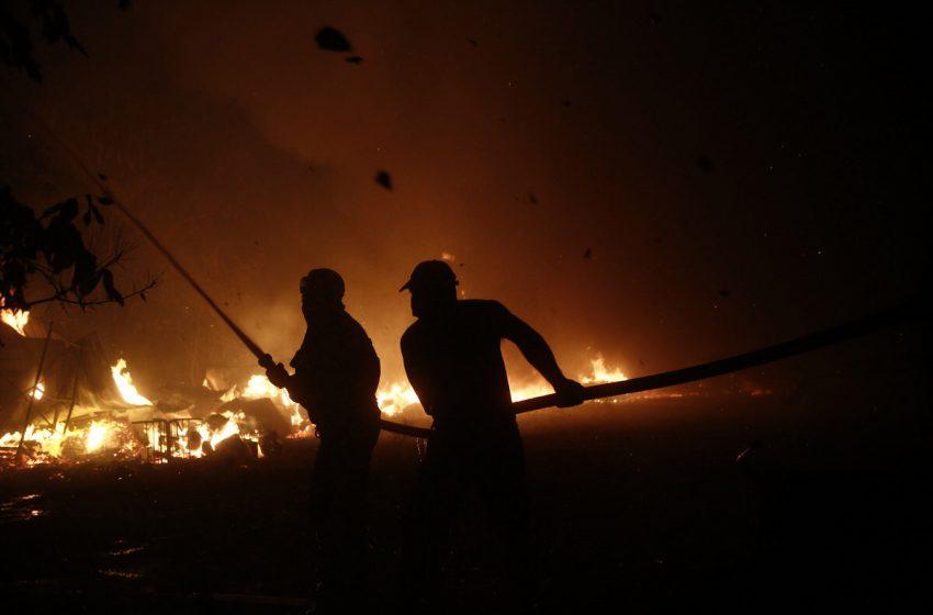 Βαρυμπόμπη/ Αυτοψία για τις καταστροφές στα πρώην βασιλικά κτήματα και τα κτίρια- Φόβοι για τεράστια ζημιά- Τι έγινε με τα κειμήλια