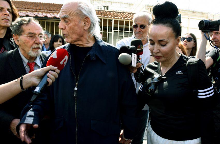 Άκης Τσοχατζόπουλος: Την Τρίτη η κηδεία του στο A' νεκροταφείο