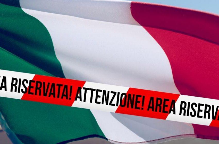"""Ιταλία-Covid-19: Το """"πράσινο πάσο εμβολιασμένου"""" υποχρεωτικό σε τρένα και αεροπλάνα"""