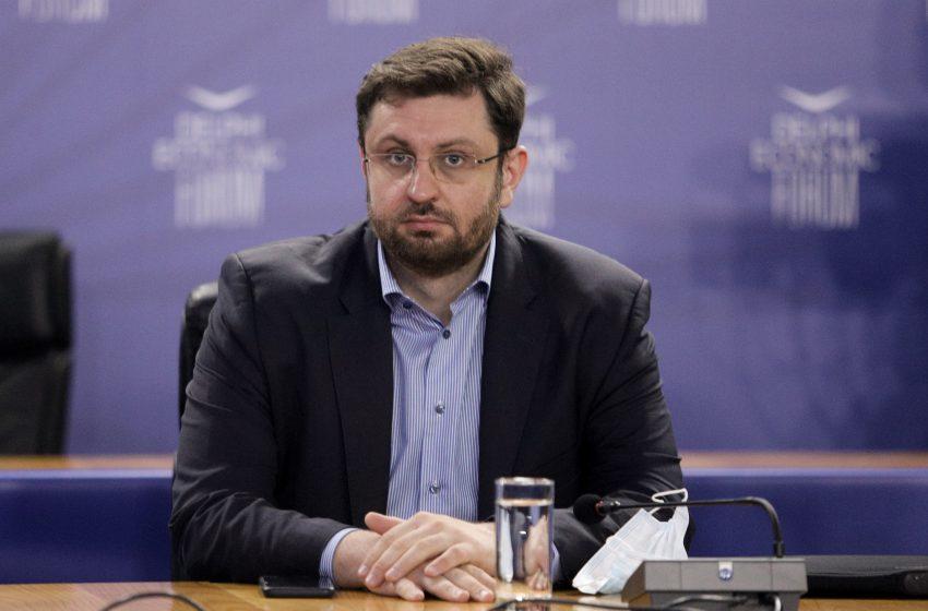 """Ζαχαριάδης: Ο κ. Πατούλης ξεμπρόστιασε το """"επιτελικό κράτος"""" για το οποίο υπερηφανευόταν ο κ.Μητσοτάκης στη Βουλή"""