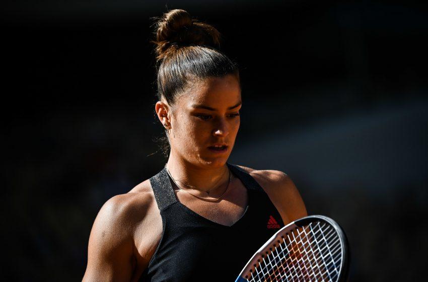 Μαρία Σάκκαρη: Προκρίθηκε στον 2ο γύρο του US Open