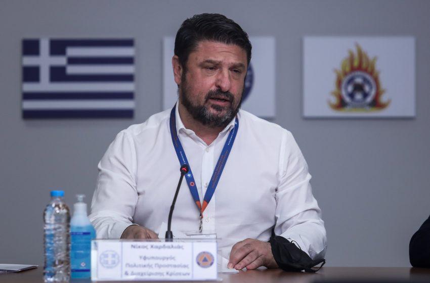 Νίκος Χαρδαλιάς: Ενημέρωση με δημοσιογράφους την Τρίτη στις 14:00