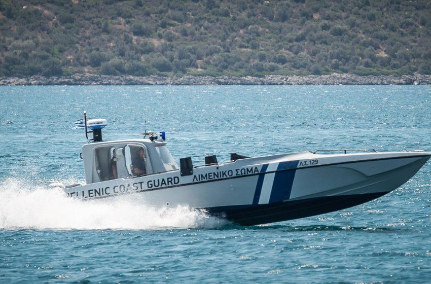 Γύθειο: Εισροή υδάτων σε ιστιοφόρο σκάφος νότια της Αρεόπολης με 5 αλλοδαπούς επιβαίνοντες
