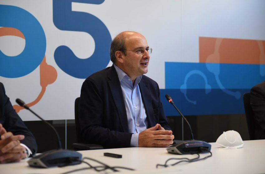 Χατζηδάκης: Το νομοσχέδιο για την επικουρική ασφάλιση είναι μια μεταρρύθμιση για τη νέα γενιά