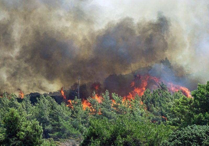 Συναγερμός στην Πυροσβεστική για φωτιά στο Βασιλίτσι Μεσσηνίας