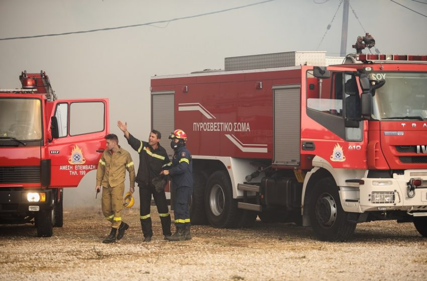 Συναγερμός-Πληροφορίες για εγκλωβισμένους στην πυρκαγιά της Βαρυμπόμπης
