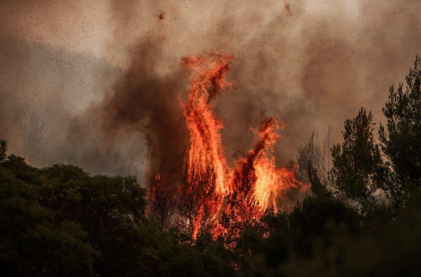 Χτυπούν οι καμπάνες στο Κρυονέρι – Φεύγουν οι κάτοικοι
