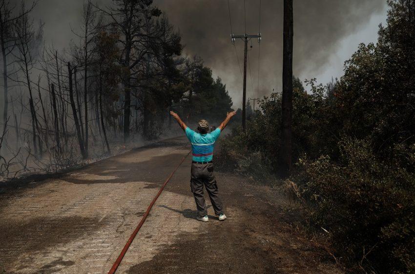 Αυτά είναι τα μέτρα στήριξης νοικοκυριών και επιχειρήσεων που πλήττονται από τις φωτιές