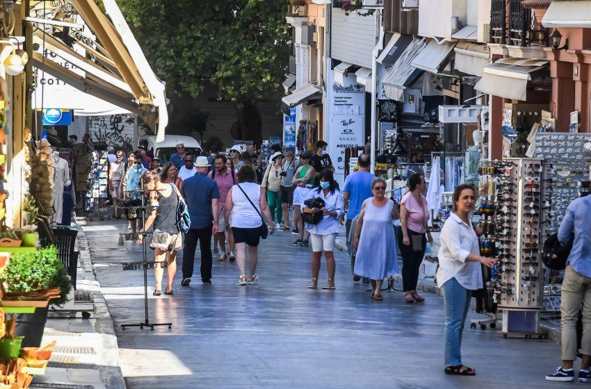 Χάρτης κοροναϊού στην Ελλάδα: 614 κρούσματα σε Αττική, 212 Θεσσαλονίκη