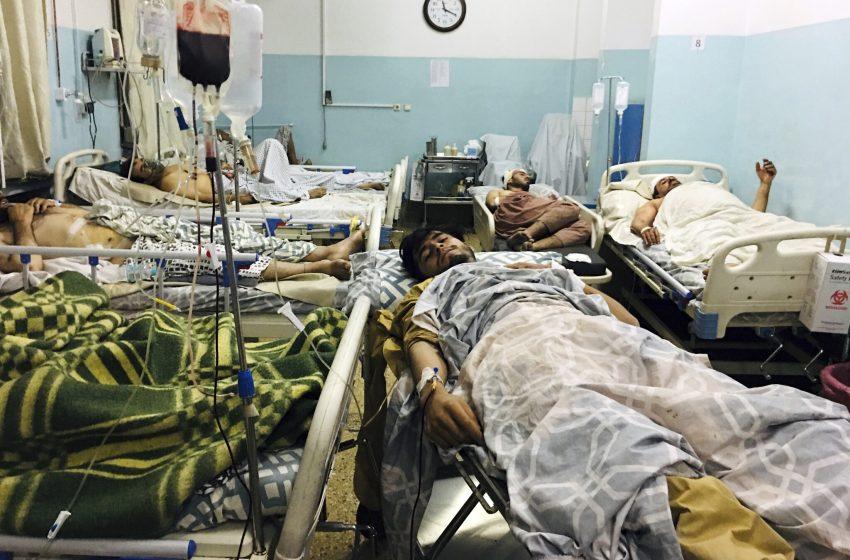 Αντίποινα ΗΠΑ: Αεροπορικό χτύπημα κατά του ISIS – Ανεβαίνει δραματικά ο αριθμός των νεκρών από την επίθεση στο αεροδρόμιο της Καμπούλ
