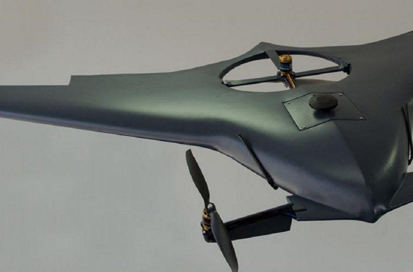 Αποκαλυπτήρια: Αυτό είναι το πρώτο ελληνικό υπερσύγχρονο drone