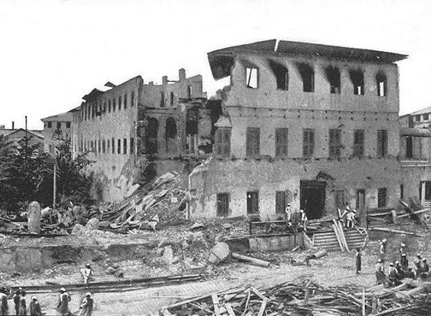 Ποιος ήταν ο πιο σύντομος πόλεμος της ιστορίας- Έγινε στις 27 Αυγούστου 1896 και κράτησε …38 λεπτά!