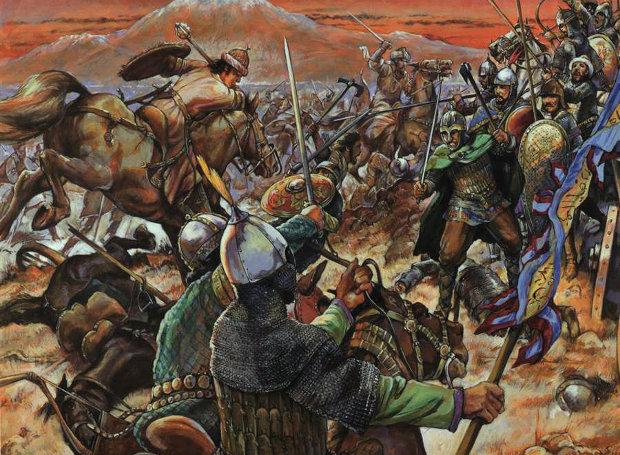"""Από που βγήκε το """"έπαθα …Μαντζικέρτ""""- H δεινή ήττα των Βυζαντινών από τους Σελτζούκους στις 26/8/1071"""