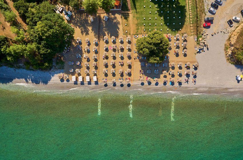 Στις παραλίες του Δήμου Δίου-Ολύμπου: Εκεί που κολυμπούν οι θεοί