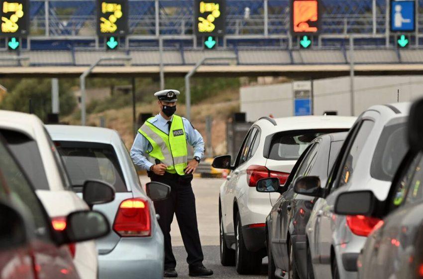 Έξοδος Δεκαπενταύγουστου: Έκτακτα μέτρα της Τροχαίας σε λιμάνια, αεροδρόμια και διόδια
