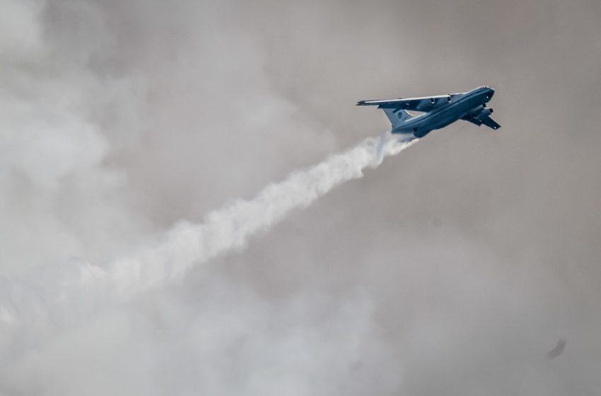 Βίλια: Κινδυνεύουν ζωές από τον ελλιπή συντονισμό στα εναέρια μέσα – Παρ' ολίγο σύγκρουση Ιλιούσιν με ελικόπτερο – Συγκλονιστικό ηχητικό ντοκουμέντο από τον πιλότο (vid)