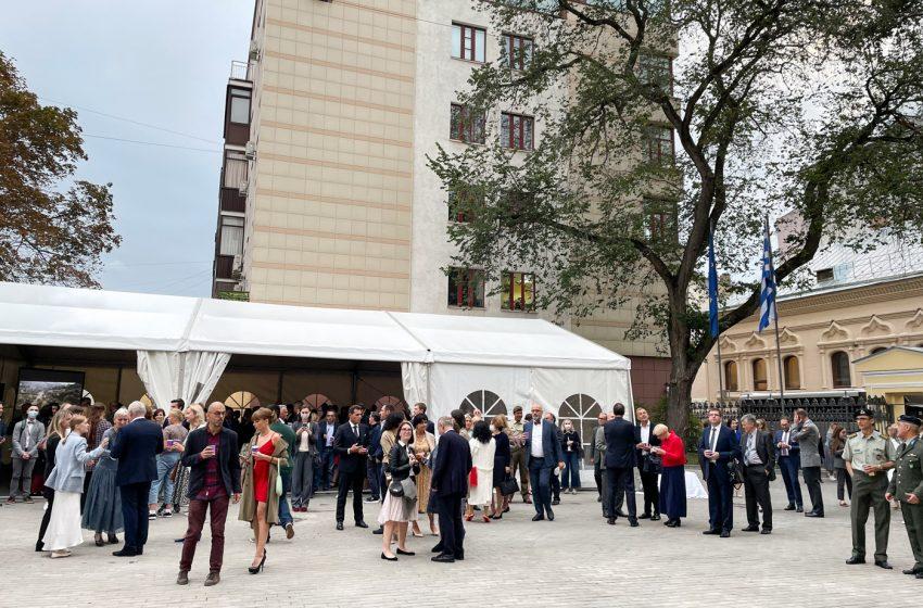 Εκδήλωση για την στήριξη του ελληνικού τουρισμού ενόψει της νέας σεζόν από την ελληνική Πρεσβεία στη Μόσχα