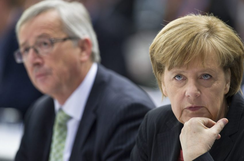 "DW: ""Η Μέρκελ δεν ήταν η μοναδική που διέσωσε την Ελλάδα""- Ο Ζαν Κλοντ Γιουνκέρ εξομολογείται άγνωστες πτυχές της κρίσης"