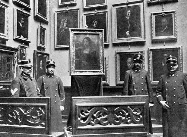 H θρυλική κλοπή της Τζοκόντα από το Λούβρο το 1911- Πως ενοχοποιήθηκαν ο Πικάσο και ο Απολινέρ- Που βρέθηκε ο πίνακας του Ντα Βίντσι