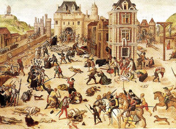 Νύχτα του Αγίου Βαρθολομαίου/ Τι έγινε στις 24 Αυγούστου 1572 στο Παρίσι