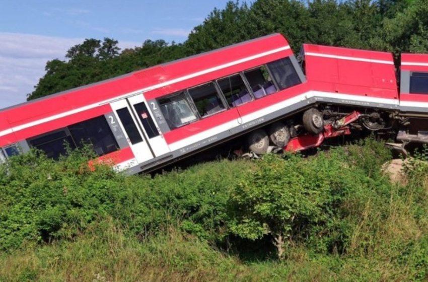 Σύγκρουση τρένων με νεκρούς στην Τσεχία