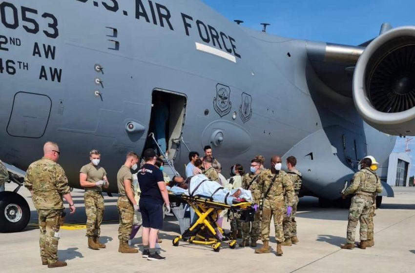 Αφγανή γέννησε κοριτσάκι σε αμερικανικό μεταγωγικό αεροσκάφος