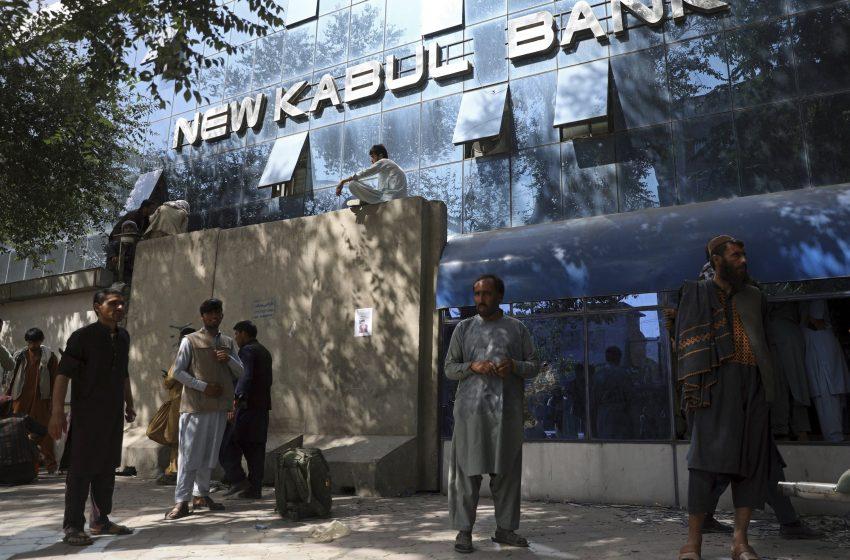 Σε ασφυξία οι τράπεζες στο Αφγανιστάν