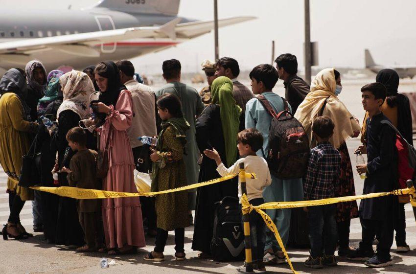 BBC από την Καμπούλ: Ο απελπισμένος αγώνας για απόδραση