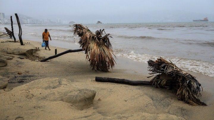Στον Κόλπο του Μεξικού ο τυφώνας Άιντα