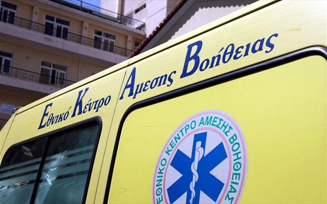 Ελευσίνα: Έπεσε από τον 3ο όροφο και σκοτώθηκε