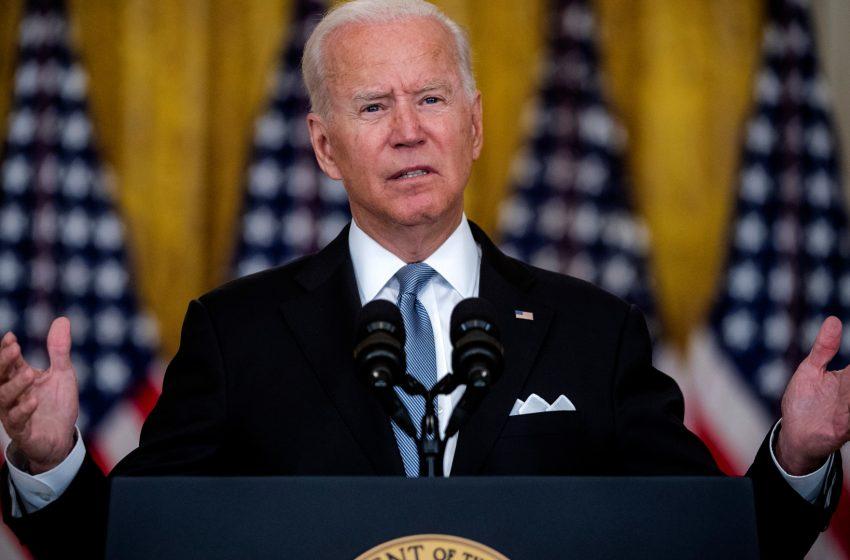 Διάγγελμα Μπάιντεν για Αφγανιστάν: Δεν μετανιώνω για τον τερματισμό της αμερικανικής εμπλοκής (vid)
