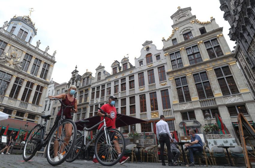 Κοροναϊός – Βέλγιο: Πλήρως εμβολιασμένο το 70% του ενήλικου πληθυσμού