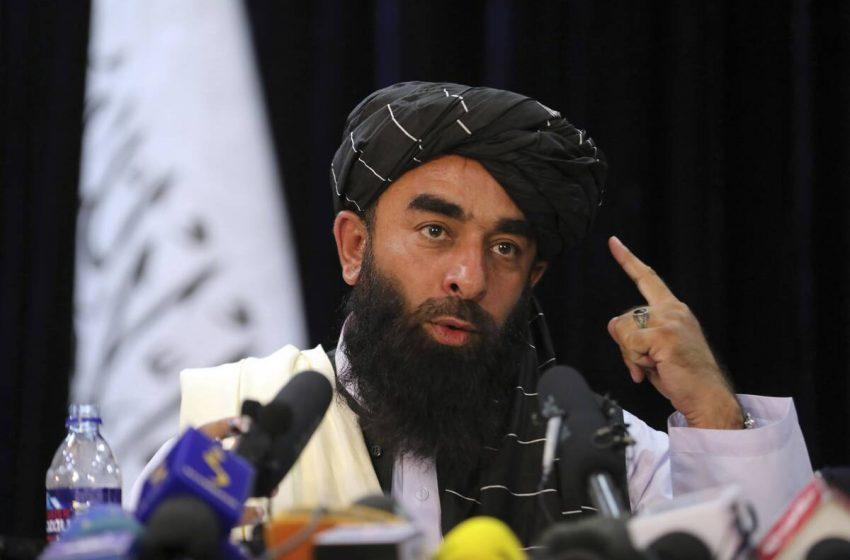 "Zabiullah Mujahid: Ο εκπρόσωπος των Ταλιμπάν δεν είναι ένας… αλλά ""περσόνα"" με πολλά πρόσωπα (vid)"