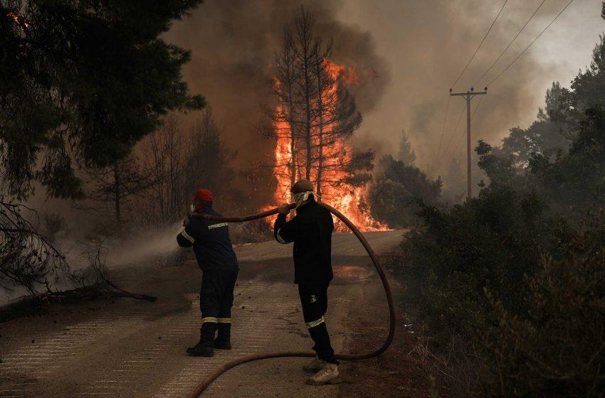 Σοβαρή καταγγελία προέδρου Εθελοντών Πυροσβεστών: Η Πυροσβεστική δεν κινητοποίησε 2.500 εθελοντές