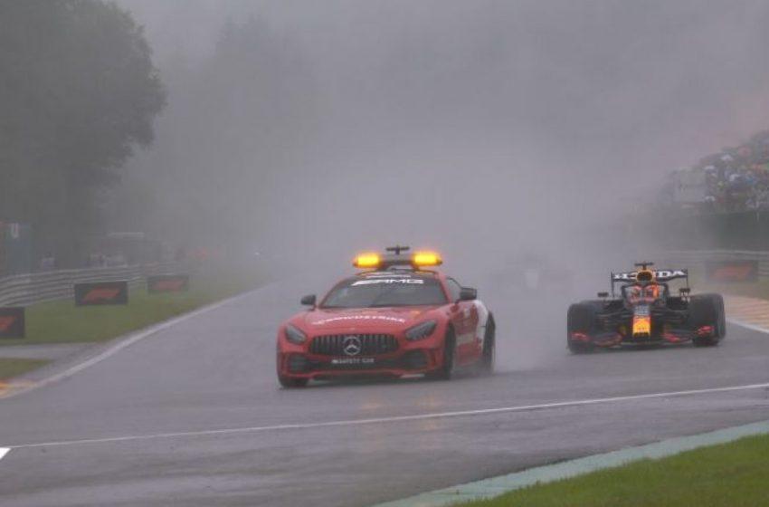 Formula 1: Γκραν πρι παρωδία στο Βέλγιο – Νικητής ο Φερστάπεν έπειτα από… 2 γύρους