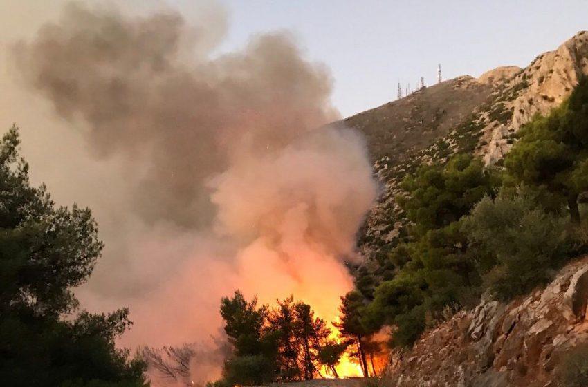 """""""Συναγερμός"""" για τον κίνδυνο πυρκαγιών – Ενισχυμένοι βοριάδες στα ανατολικά και στο Αιγαίο"""
